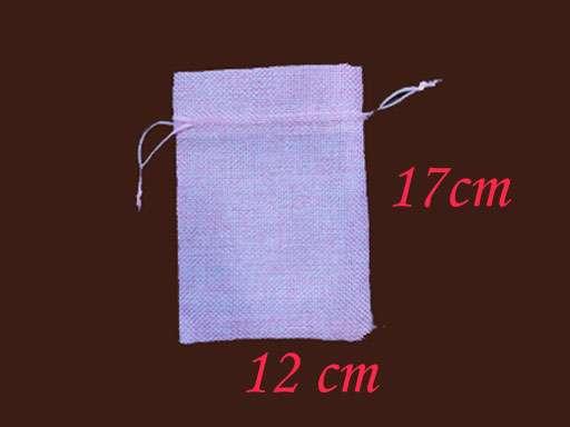 100'lü paket Çuval Kese Lavanta Kesesi 12x17 cm.