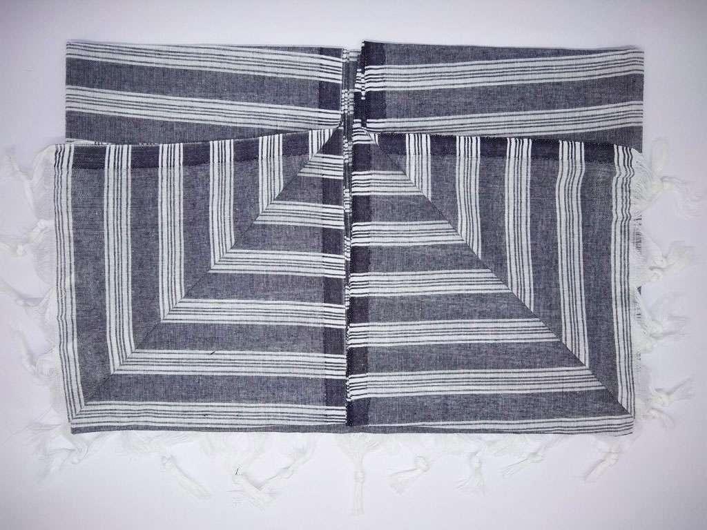 Özpak Saraylı Peştemal 100x180 Siyah