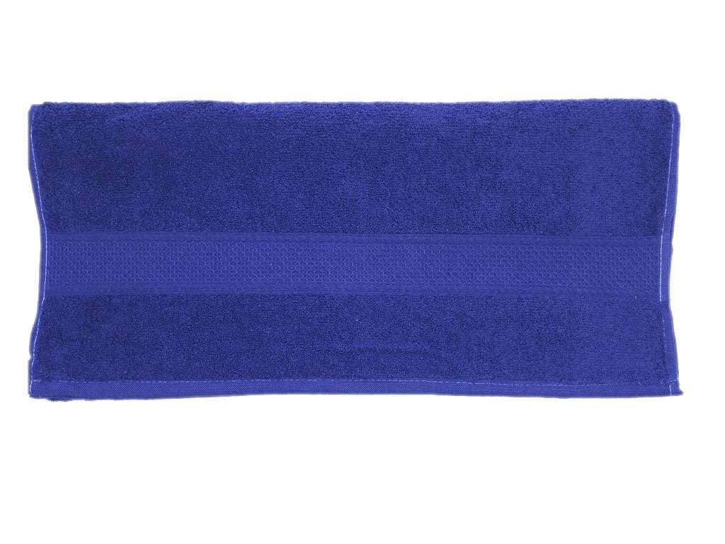 12'li Özbal Renkli Kuaför Havlusu Mavi