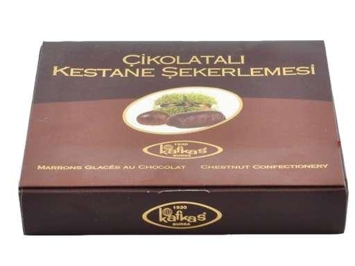 Kafkas Çikolatalı Kestane Şekeri B.