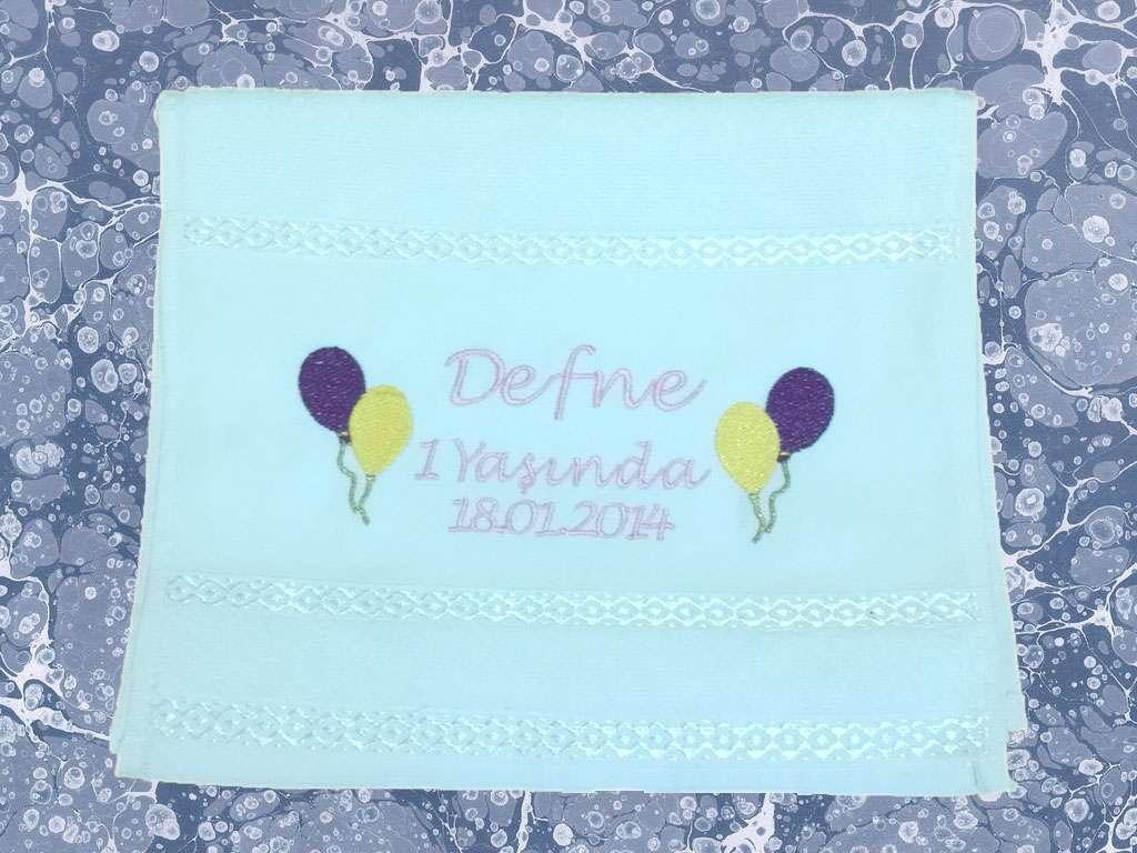 Doğum Günü Hediyelik Kişiye Özel İsim Yazılı  30x50