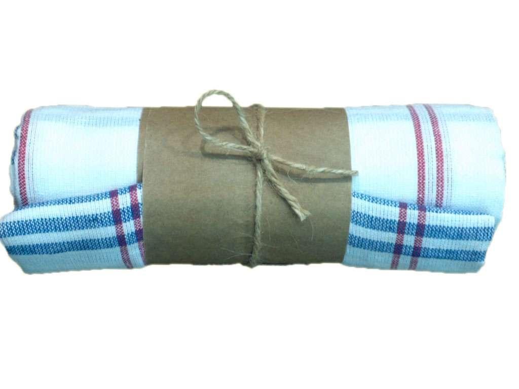 Saraylı Peştemal %100 Pamuk 80x180 Mavi