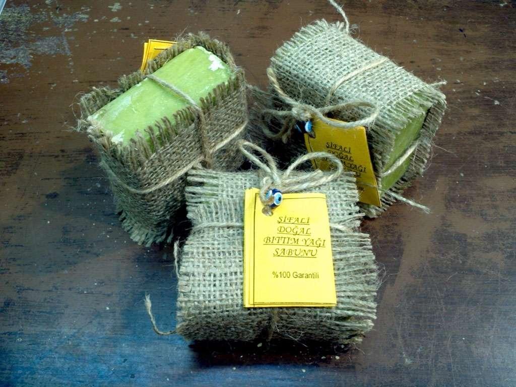Bıttım Yağı Sabunu %100 El Yapımı Doğal Naturel Şifalı