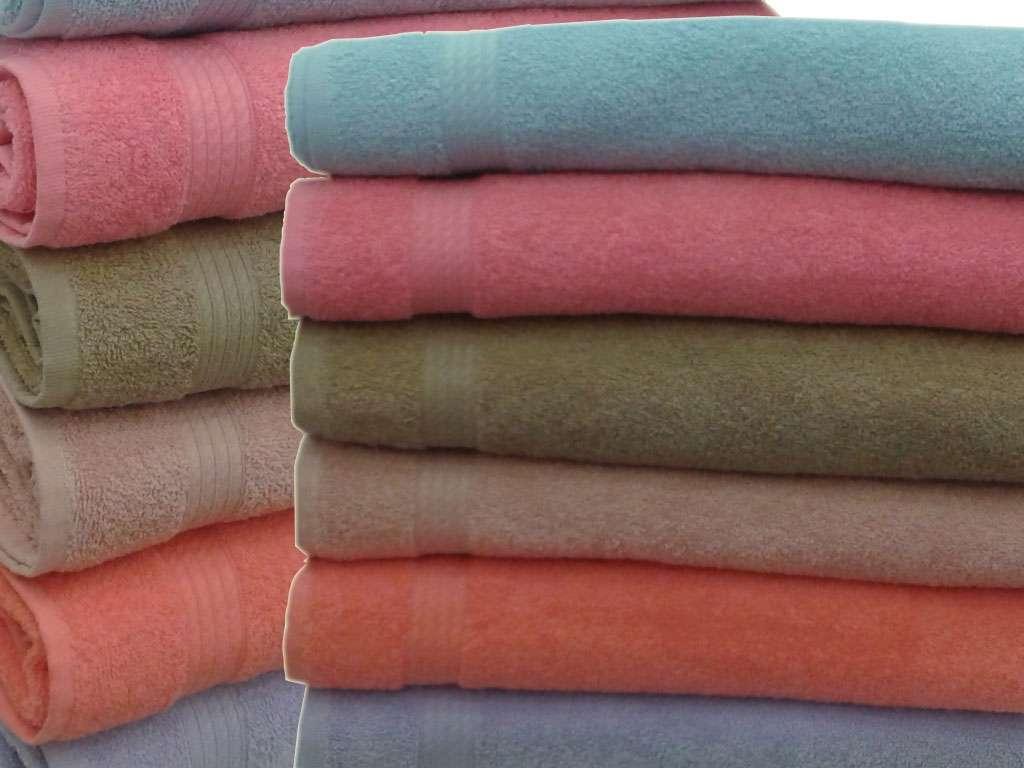 100X150 Osmanlı Renkli Banyo Havlusu