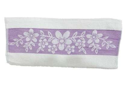 12'li Latif Bukle Havlu 50x80 Çiçek