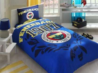 Taç Lisanslı Fenerbahçe The Legend Nevresim Takımı